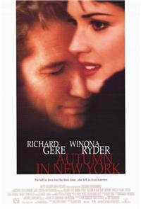 Autumn in New York (2000) 1080p Poster
