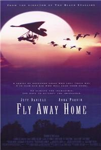 Fly Away Home (1996) 1080p Poster