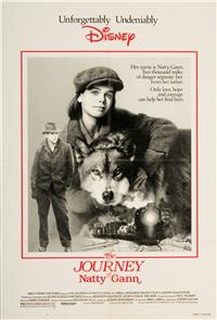 The Journey of Natty Gann (1985) Poster