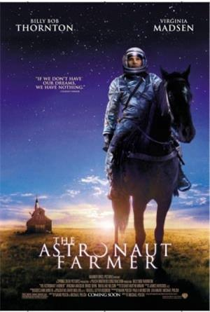 The Astronaut Farmer (2006) Poster