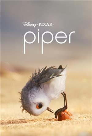 Piper (2016) 1080p Poster