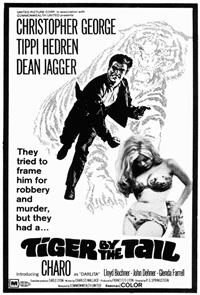 Tiger by the Tail (1970) 1080p Poster