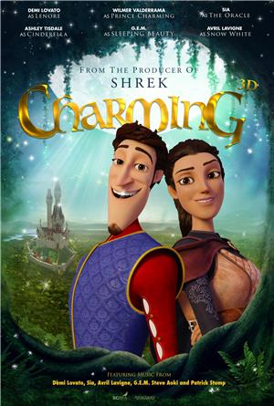 Charming (2018) 1080p Poster