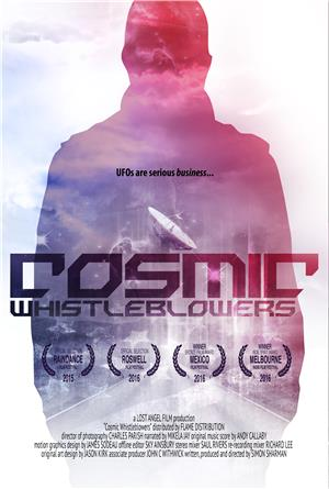 Cosmic Whistleblowers (2015) Poster