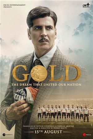 Gold (2018) 1080p Poster