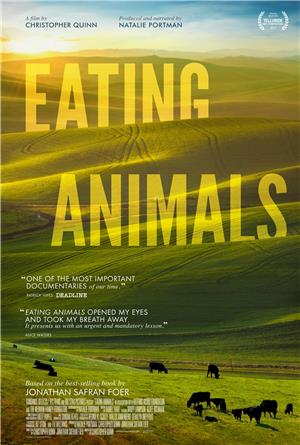 Eating Animals (2018) Poster