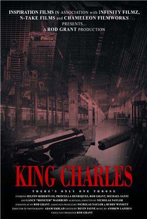 King Charles (2018) Poster