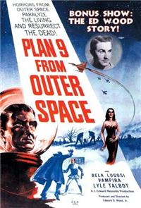 Plan 9 from Outer Space (1959) 1080p Poster