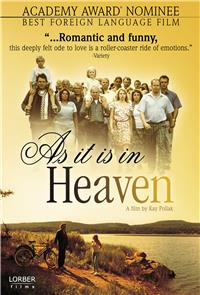 As It Is in Heaven (2004) 1080p Poster