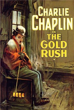 The Gold Rush (1925) 1080p Poster