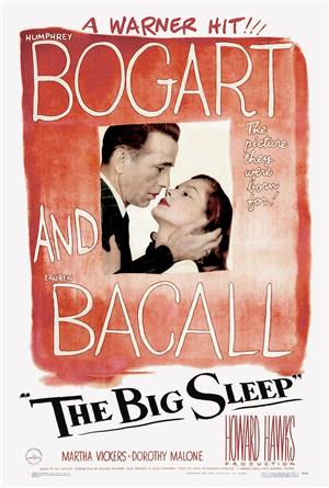 The Big Sleep (1946) 1080p Poster