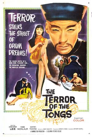 The Terror of the Tongs (1961) Poster