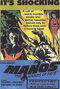 Manos: The Hands of Fate (1966) 1080p Poster