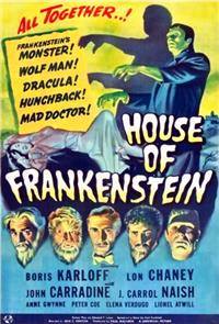 House of Frankenstein (1944) 1080p Poster