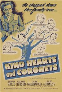 Kind Hearts and Coronets (1949) 1080p Poster