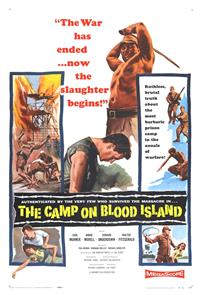 The Camp on Blood Island (1958) 1080p Poster