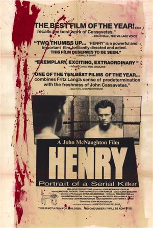Henry: Portrait of a Serial Killer (1986) 1080p Poster