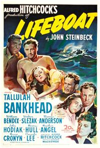 Lifeboat (1944) 1080p Poster