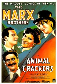 Animal Crackers (1930) 1080p Poster