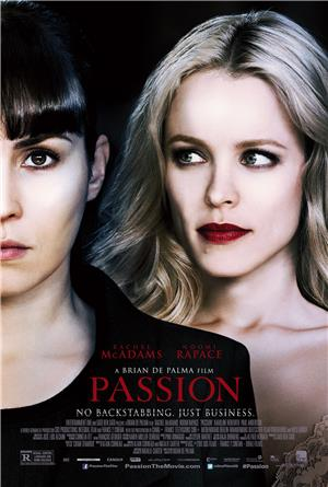 Passion (2012) 1080p Poster
