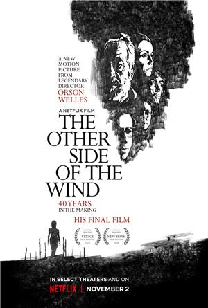 The Other Side of the Wind (2018) 1080p Poster