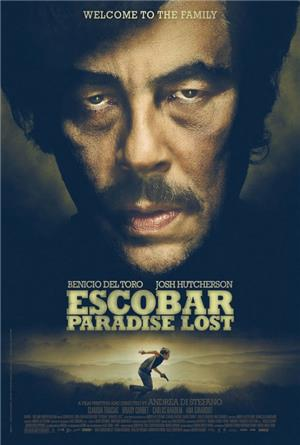 Escobar: Paradise Lost (2014) 1080p Poster