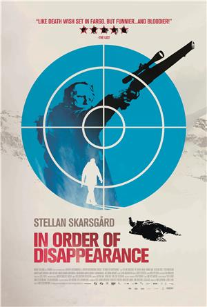 In Order of Disappearance (2014) 1080p Poster