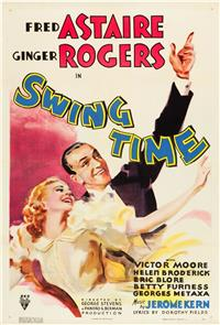 Swing Time (1936) Poster