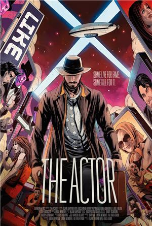 The Actor (2018) 1080p Poster