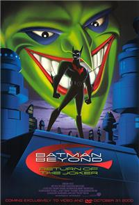 Batman Beyond: Return of the Joker (2000) 1080p Poster