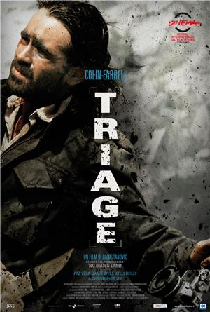 Triage (2009) 1080p Poster