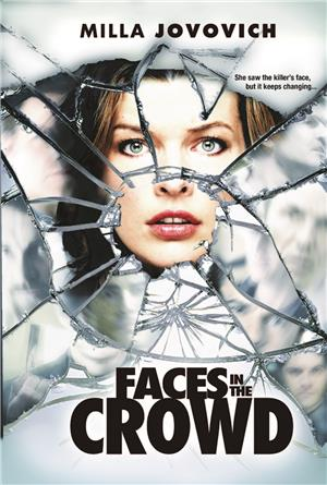 Faces in the Crowd (2011) 1080p Poster