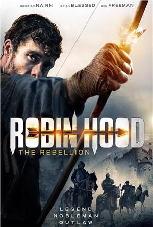 Robin Hood The Rebellion (2018) 1080p Poster