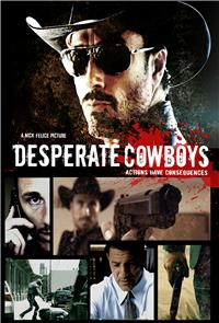 Desperate Cowboys (2018) Poster