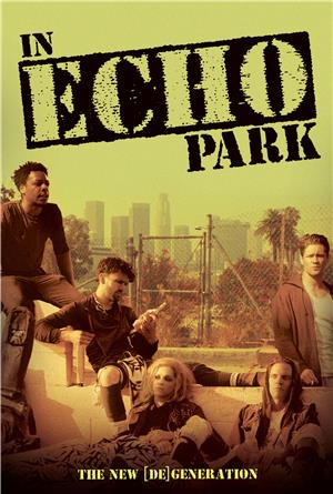 In Echo Park (2018) Poster