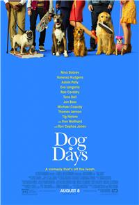 Dog Days (2018) 1080p Poster