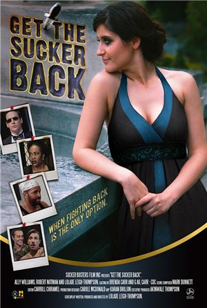 Get The Sucker Back (2018) Poster