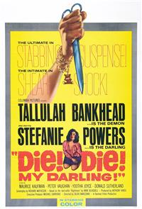 Die! Die! My Darling! (1965) Poster