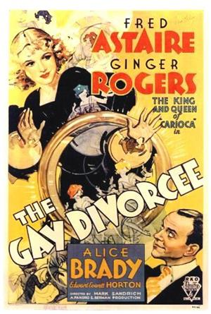 The Gay Divorcee (1934) 1080p Poster