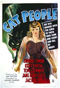 Cat People (1942) 1080p Poster
