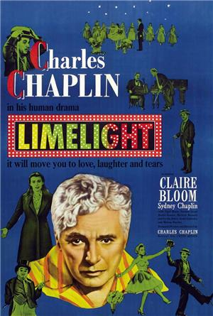 Limelight (1952) 1080p Poster