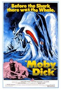 Moby Dick (1956) 1080p Poster