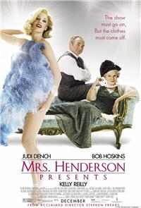 Mrs Henderson Presents (2005) poster