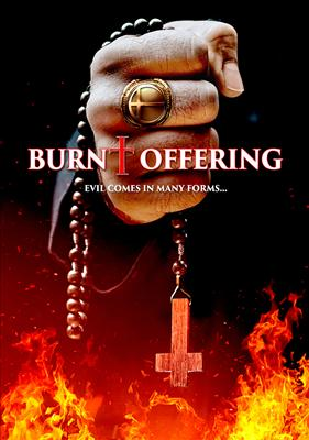 Burnt Offering (2018) 1080p Poster
