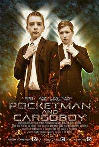 Pocketman and Cargoboy (2018) poster