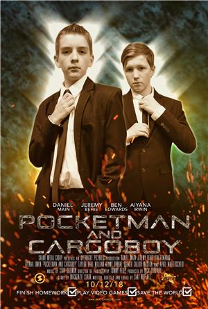 Pocketman and Cargoboy (2018) 1080p Poster