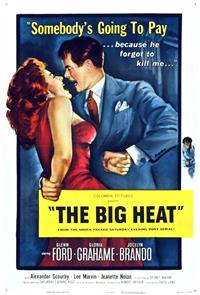 The Big Heat (1953) 1080p Poster