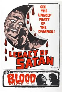 Blood (1973) Poster