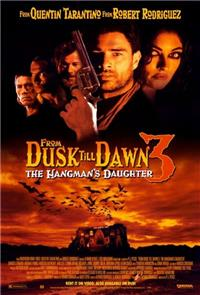 From Dusk Till Dawn 3: The Hangman's Daughter (1999) poster