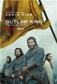 Outlaw King (2018) 1080p Poster